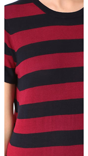 Jenni Kayne Stripe T-Shirt Dress