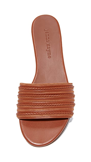 Jenni Kayne Knotted Slide Sandal