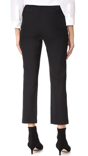 Jenni Kayne Wool Slim Trousers