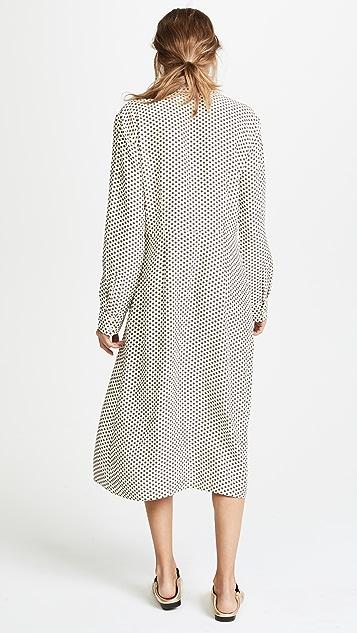 Jenni Kayne Foulard Shirtdress