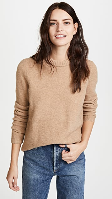 Jenni Kayne Puffy Crew Neck Sweater