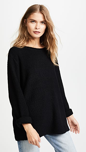 Jenni Kayne Mix Crew Neck Sweater
