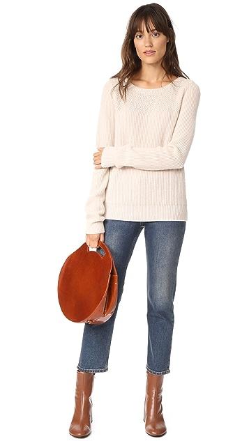 Jenni Kayne Cashmere Pullover Sweater
