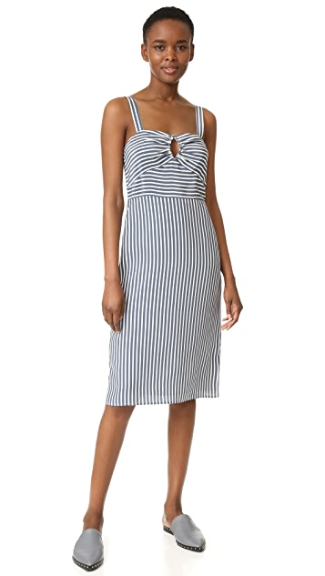 Jenni Kayne Sleeveless Striped Dress