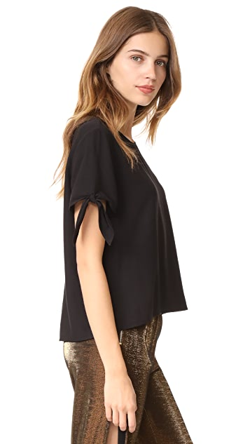Jenni Kayne Tie T-Shirt