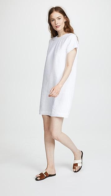 Jenni Kayne Woven T-Shirt Dress