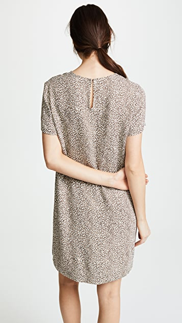 Jenni Kayne Leopard T-Shirt Dress