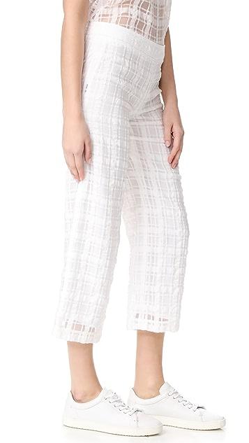 Jenni Kayne Cropped Baja Pants