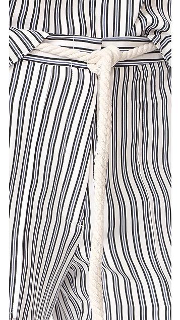 Jenni Kayne Drawstring Crop Pants