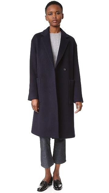 JENNY PARK Wool Coat