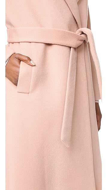 JENNY PARK Vera Wool Coat