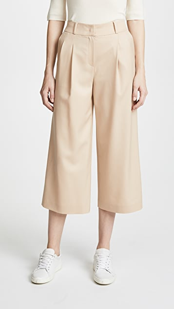 JENNY PARK Weenie Cropped Pants