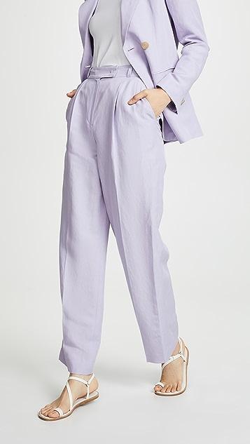 JENNY PARK Широкие брюки Gianna