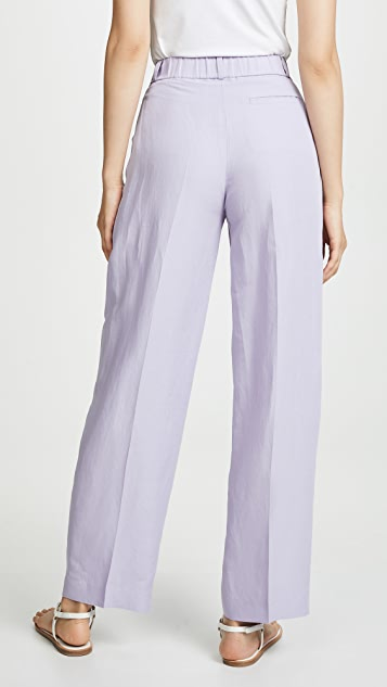 JENNY PARK Gianna Wide Leg Pants