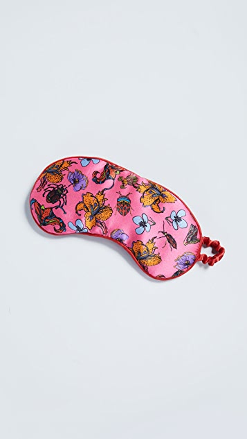 Jessica Russell Flint Love Bugs Sleep Mask