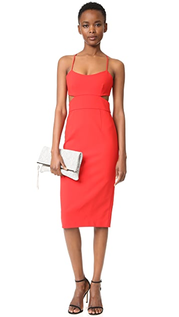 Jill Jill Stuart Cutout Dress