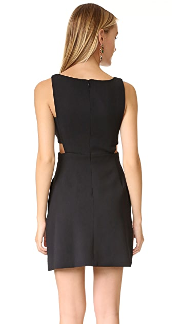Jill Jill Stuart Cutout Dress