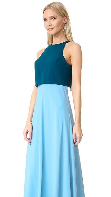 Jill Jill Stuart Colorblock Dress