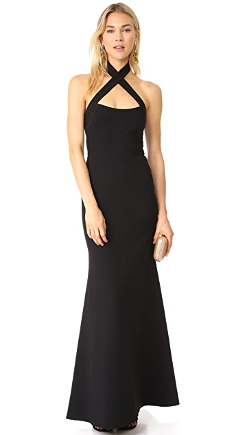 Jill Jill Stuart Cross Gown