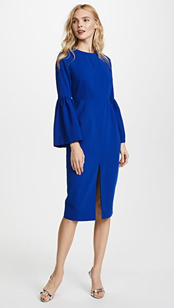 Jill Jill Stuart Bell Sleeve Dress - China Blue