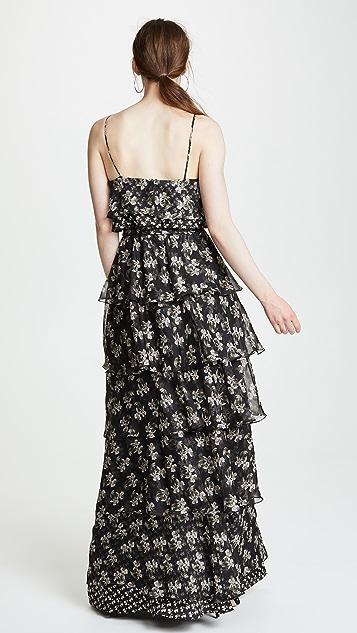 Jill Jill Stuart Tiered Dress