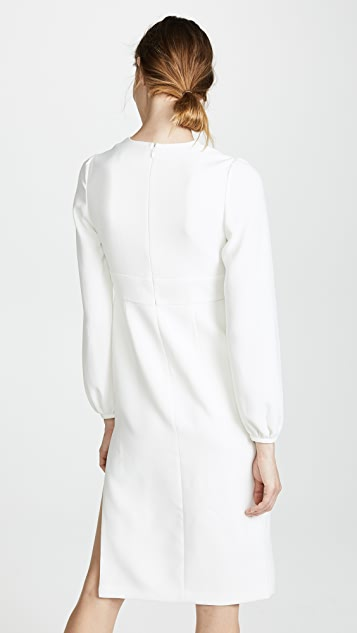 Jill Jill Stuart Crew Neck Dress