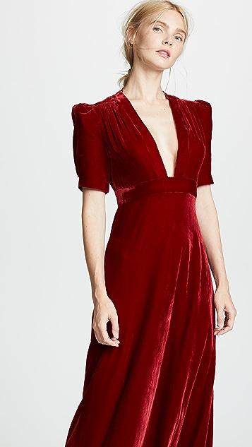 Jill Jill Stuart Short Sleeve Gown