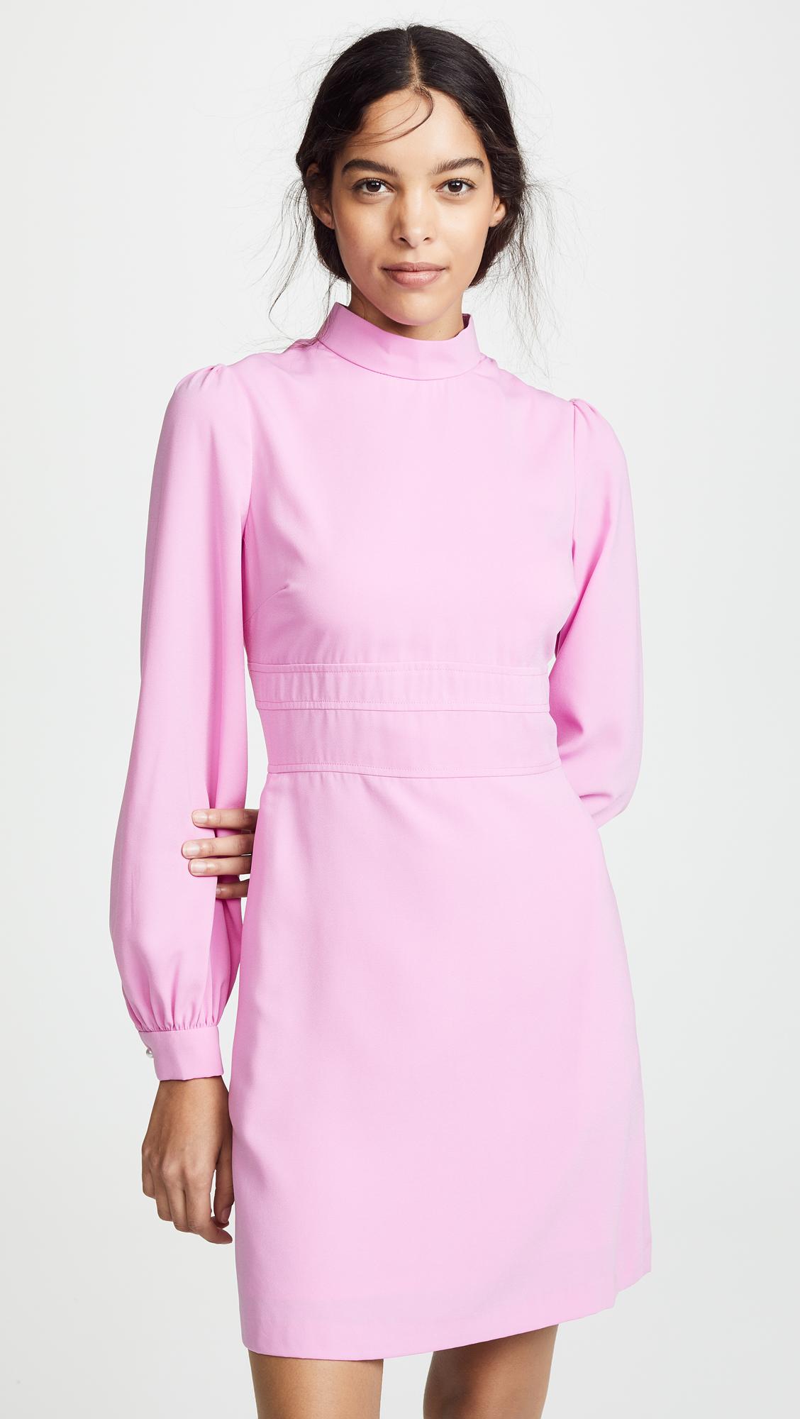 Jill Jill Stuart Puff Sleeve Dress