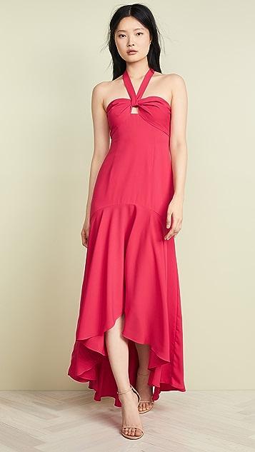 Jill Jill Stuart Two Tone Dress