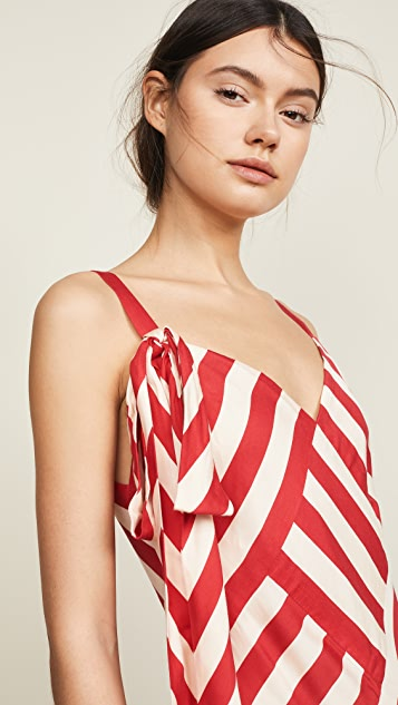 Jill Jill Stuart Stripe Dress
