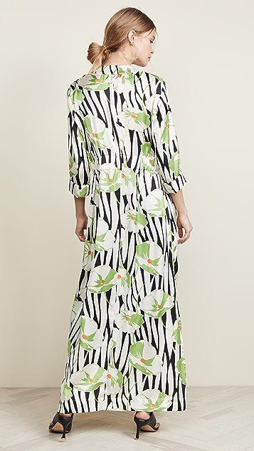 Jill Jill Stuart 印花和服