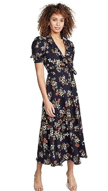 Jill Jill Stuart Ruffle Dress