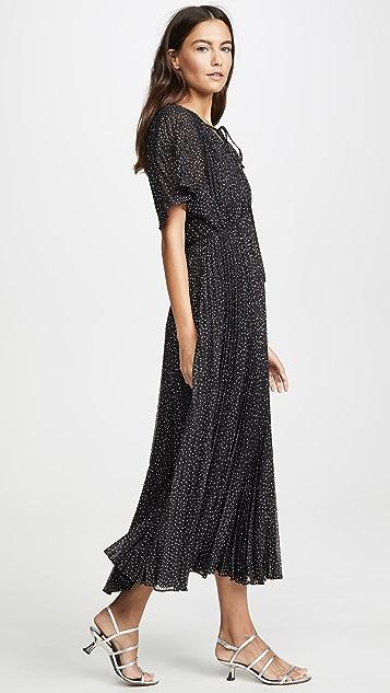 Jill Jill Stuart Pleated Dress