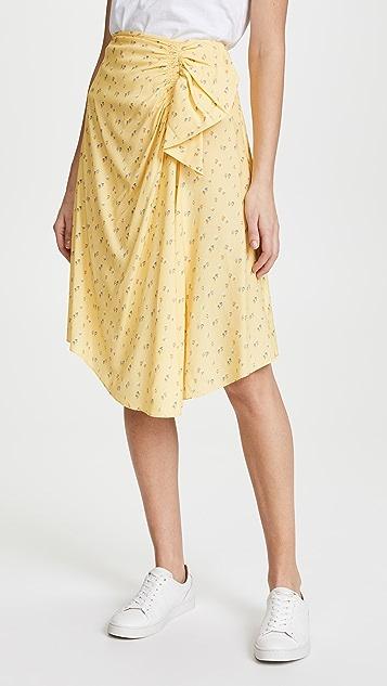 Jill Stuart Tali Skirt - Canary
