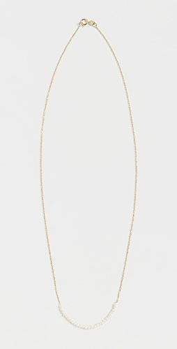 Jennie Kwon Designs - 14k 珍珠拱形项链