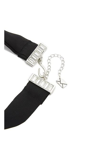 Juliet & Company Faith Choker Necklace