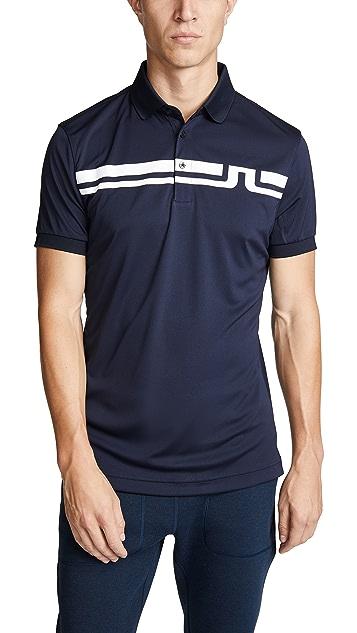 J Lindeberg M Eddy Slim Polo Shirt