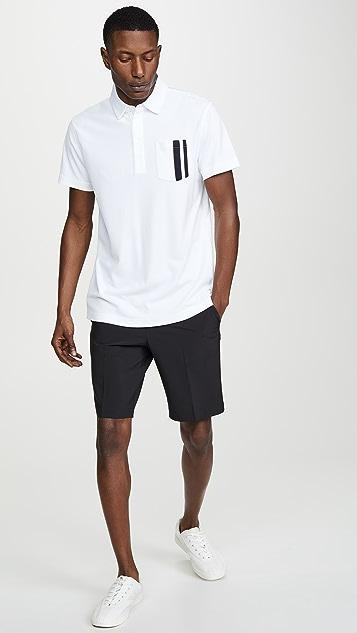 J Lindeberg Eloy Tapered Micro Shorts