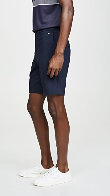 J Lindeberg Eloy Tapered Micro Shorts