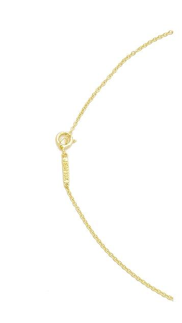 Jennifer Meyer Jewelry 18k Gold Always Necklace