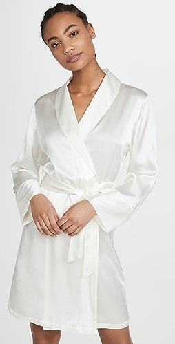 Journelle - Charlotte Short Robe