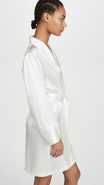 Journelle Charlotte Short Robe