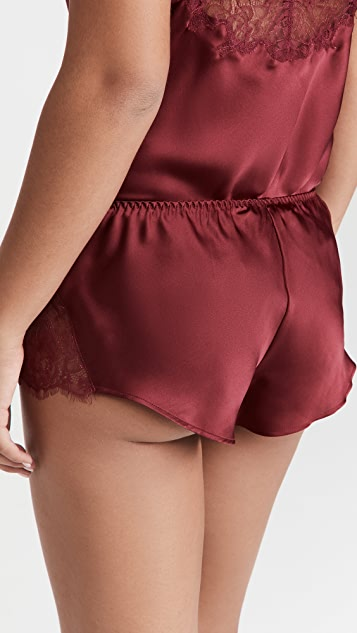 Journelle Journelle Charlotte Tap Shorts
