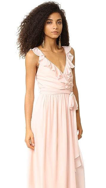 Joanna August Lacey Ruffle Dress