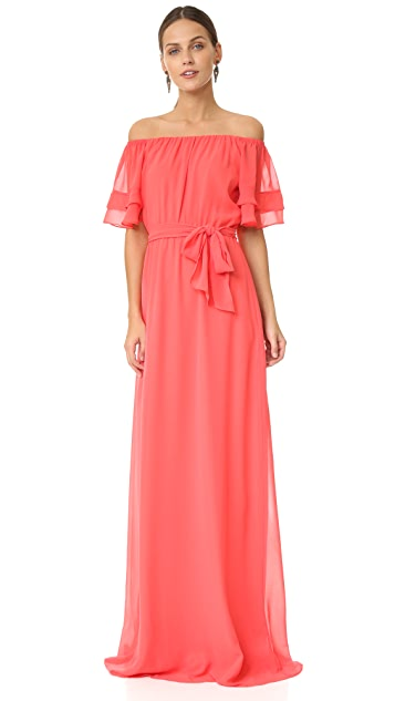 Joanna August Maggie Long Dress