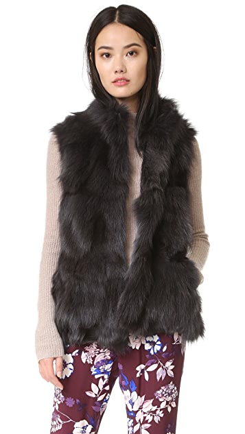 Jocelyn Fox Selections Vest