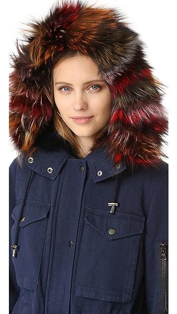 Jocelyn Cargo Coat