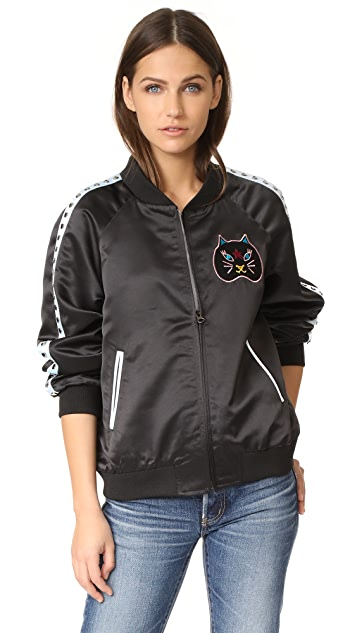 Jocelyn Dolce Bomber Jacket