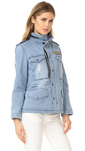 Jocelyn Jean Jacket