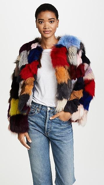 Jocelyn Fox Sections Jacket